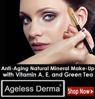 Ageless Derma Natural Mineral Makeup