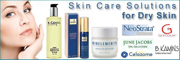 Skin Care Solutions for Dry Skin