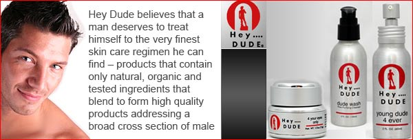 Hey Dude Men's Skin Care