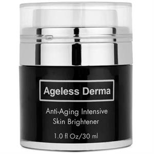 Ageless Derma Anti-Aging Intensive Skin Brightener Cream 30ml