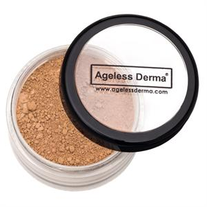 Ageless Derma Loose Mineral Foundation Iced Coffee .25oz