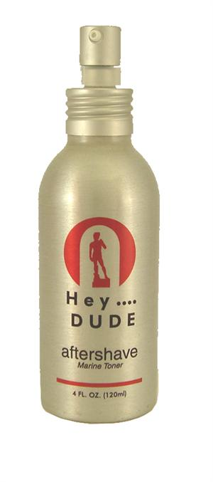 Hey DUDE Aftershave 4oz