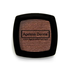 Ageless Derma Pressed Mineral Eye Shadow Brown Sugar .094oz