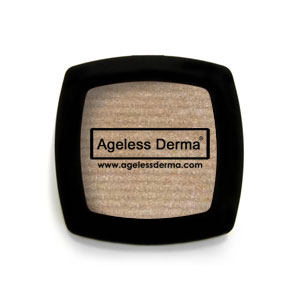 Ageless Derma Pressed Mineral Eye Shadow Honeymoon .094oz