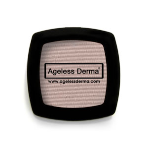 Ageless Derma Pressed Mineral Eye Shadow Pink Cream .094oz
