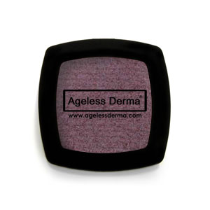 Ageless Derma Pressed Mineral Eye Shadow Shiny Wine .094oz