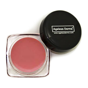 Ageless Derma Satin Lip Gloss Nude Shine .17oz