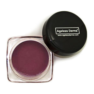 Ageless Derma Satin Lip Gloss Smokey Violet .17oz