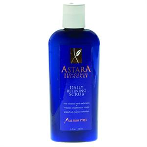 Astara Daily Refining Scrub  all skin type 6oz