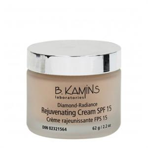 B. Kamins Diamond Radiance Rejuvenating Cream SPF 15 2.2oz.