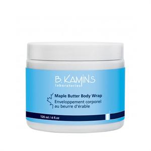 B. Kamins Maple Butter Body Wrap 4oz.