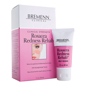 Bremenn Clinical Strength Rosacea Redness Rehab 1oz