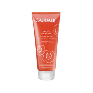 Caudalie Vinotherapie Peach Shower Gel Tube 6.7oz