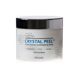 Crystal Peel Fruit Extract Exfoliating Pads 60 Pads