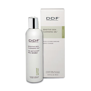 DDF Sensitive Skin Cleansing Gel 6oz