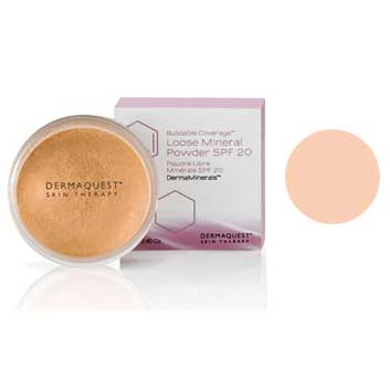 Dermaminerals Buildable Coverage Loose Powder SPF20 2C