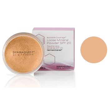 Dermaminerals Buildable Coverage Loose Powder SPF20 2W