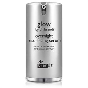 Dr. Brandt Glow By Dr. Brandt Overnight Resurfacing Serum 1.7oz