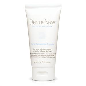 DermaNew Facial Rejuvenation Microdermabrasion Creme