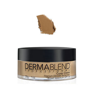 Dermablend Chroma Cover Creme 5-3/4 Toasted Brown SPF30 1oz