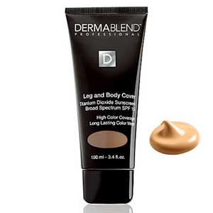 Dermablend Leg and Body Cover Golden 3.4oz