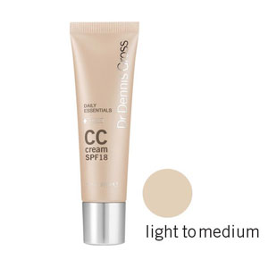 Dr Dennis Gross CC Cream SPF 18 Light-Medium 1oz