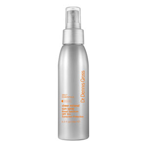 Dr Dennis Gross Sheer Mineral Sun Spray SPF 50+ 4oz