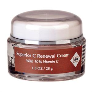 Glymed Cell Science Superior C Renewal Cream 1.0 oz