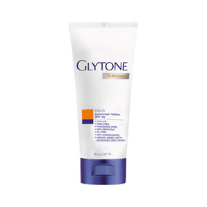 Glytone Suncare Sunscreen Lotion SPF40 4oz
