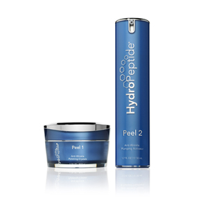 Hydropeptide Polish & Plump Peel 2 Step Peel System