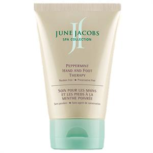 June Jacobs Peppermint Hand And Foot Therapy 3.9oz