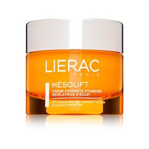 LIERAC CREME MESOLIFT Vitamin Enriched Fondant Cream Radiance Booster 1.8oz