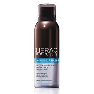 LIERAC HOMME Express Shaving Foam Anti-Irritation 5.2oz
