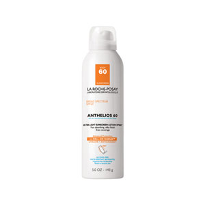 La Roche Posay Anthelios 60 Ultra Light Sunscreen Spray 5.0oz
