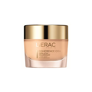 Lierac Coherence Lifting Cream Neck And Decollete Jar 1.76oz