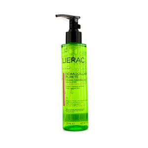 Lierac Foaming Cleansing Gel Face & Eyes 7.5oz