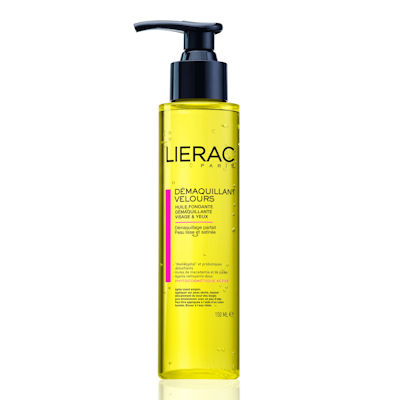 Lierac Demaquillant Velours Velvet Cleanser