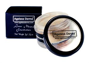 Ageless Derma Loose Mineral Foundation