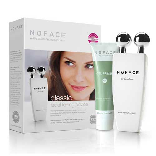 NuFace Device 5 Piece Kit