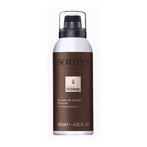 Sothy's Men Softening Shaving Foam 4.22oz