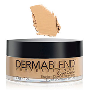 Dermablend Cover Creme 1oz chroma 1 1/4 almond beige