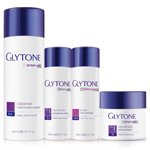 Glytone Normal To Dry Skin System Kit step1 with mini peel.