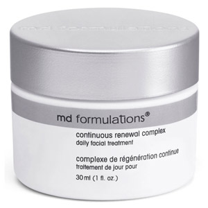 MD Formulations Continuous Renewal Complex Daily Facial Treatment 1oz