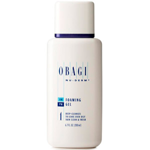 Obagi Nu-Derm System Foaming Gel 6.7oz