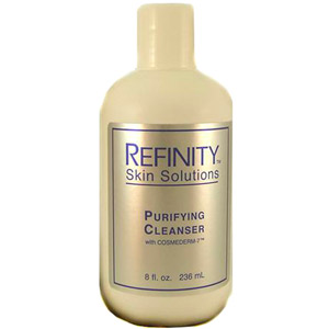 Refinity Purifying Cleanser 8oz