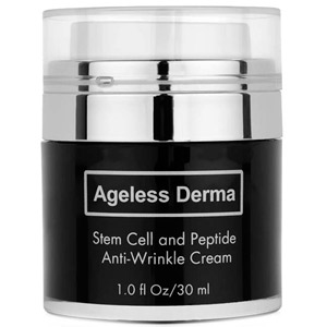 Ageless Derma  Stem Cell and Peptide Anti-Wrinkle Cream 30ml