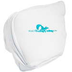 Hair Therapy Wrap White Color