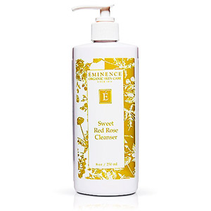 Eminence Sweet Red Rose Cleanser 8.4oz
