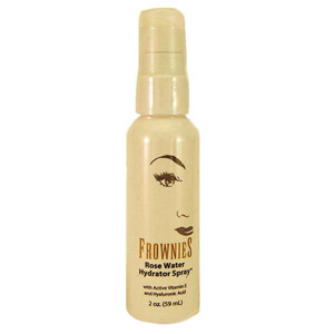 Frownies Rose Water Hydrator Spray 2oz