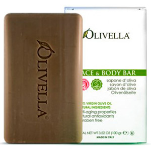 Olivella Face & Body Bar 3.52oz